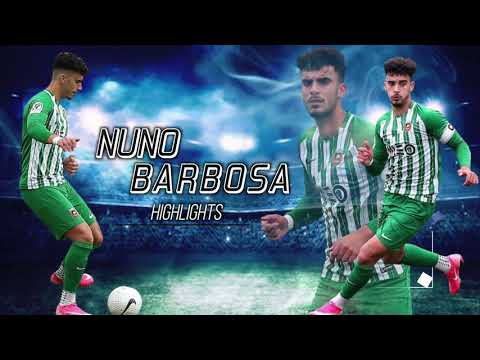 NUNO BARBOSA HIGHLIGHTS I RIO AVE FC