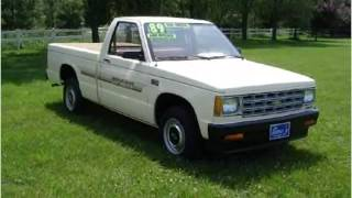 preview picture of video '1989 Chevrolet S10 Pickup Used Cars Chestertown MD'