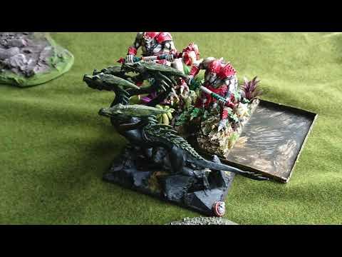 Battle report DE vs WDG