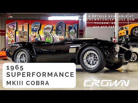 1965 Superformance Cobra (CC-1254854) for sale in Tucson, Arizona