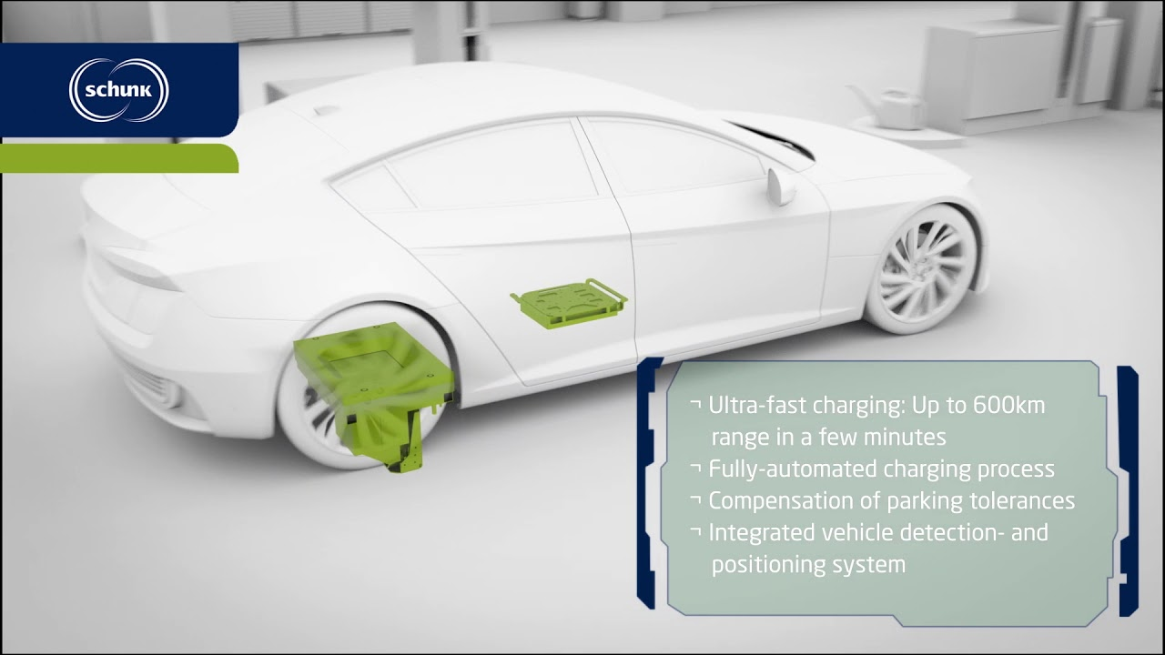 Schunk Smart Charging...