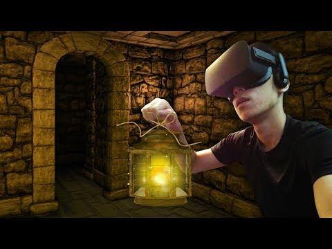 DE JuN  VR虛擬地城探險