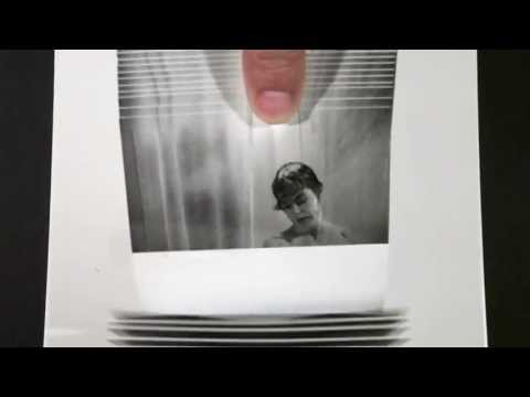 Flipbook Sculptures: Art That You're Supposed To Touch