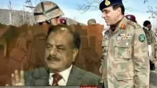 Pakistan Army General Ashfaq Parvez Kayani