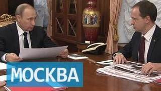 Собянин рассказал Путину, что появится на ВДНХ