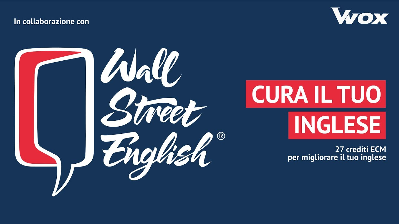 Video Testimonial Wall Street English di Treviso