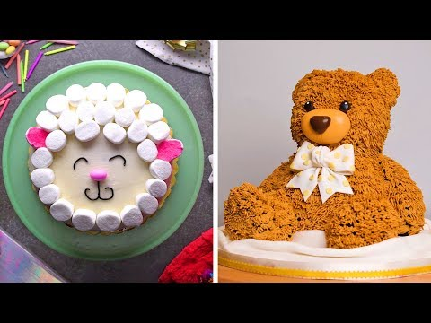 mp4 Cake Decoration Ideas For Birthday, download Cake Decoration Ideas For Birthday video klip Cake Decoration Ideas For Birthday