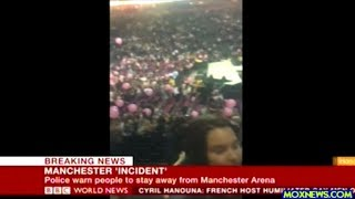BREAKING! REPORT OF EXPLOSIONS AT CONCERT VENUE IN MANCHESTER ENGLAND!