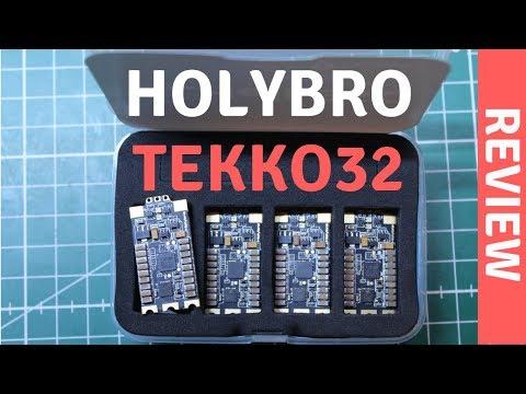 Review Holybro Tekko32