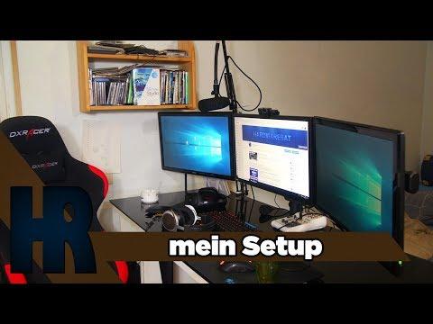 mein PC und Zubehör / Equipment für 2018