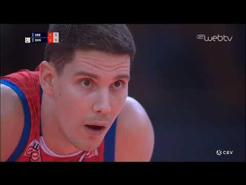 Ευρωπαϊκό Πρωτάθλημα Βόλεϊ Ανδρών 2019: Τελικός Σερβία – Σλοβενία | 29/09/2019 | ΕΡΤ
