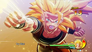 Dragon Ball Z: Kakarot - Even Further Beyond! Super Saiyan 3 Goku Vs Majin Buu