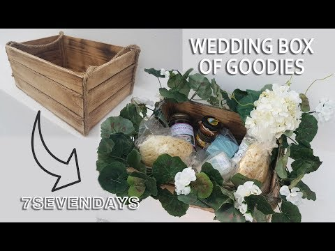 WEDDING BOX GIFT ...