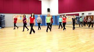 I Close My Eyes - Line Dance (Dance & Teach in English & 中文)
