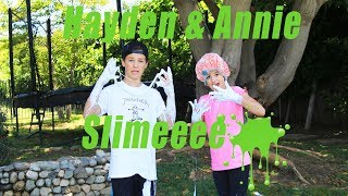 Giant Slime bucket & Dunking Annie Leblanc