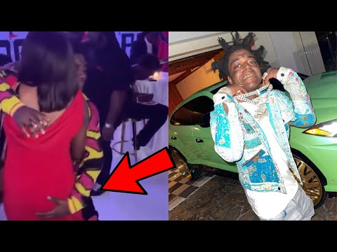 Kodak Black Grips His Mom 🍑 & Tries To Kiss Her…..Fans Are Upset!?
