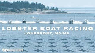 Lobster Boat Racing in Maine thumbnail