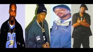 Snoop Dogg - Dogg House Radio ft C-Murder,Tray Dee & Magic (Unreleased Freestyle)