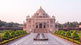 A day in Ahmedabad || Adlaj Stepwell || Akshardham Temple