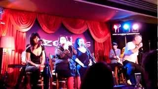 When Something is Wrong With My Baby - Jimmy Barnes and Shauna Jensen @ Lizottes DY, 6-6-12