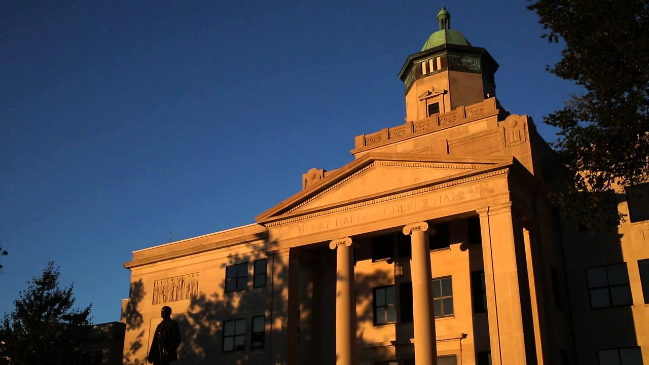 Sunrise over Cherry Hall Video Preview