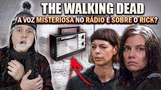 A Voz MISTERIOSA no RÁDIO e a TEMPORADA PERFEITA - The Walking Dead: 9ª Temporada (Episódio 16)