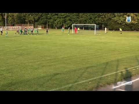 Bramki z meczu Zatoka Braniewo - Stomil II Olsztyn 0:3