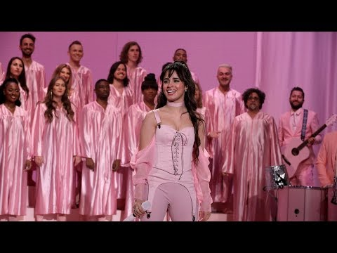 Camila Cabello Performs 'Living Proof'