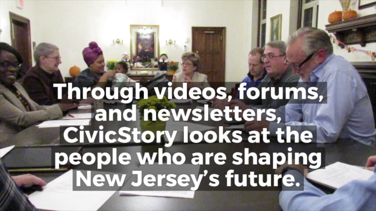 About CivicStory - NJ's independent nonprofit news site