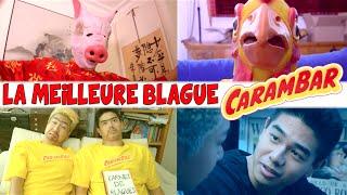 LA MEILLEURE BLAGUE CARAMBAR - LE RIRE JAUNE