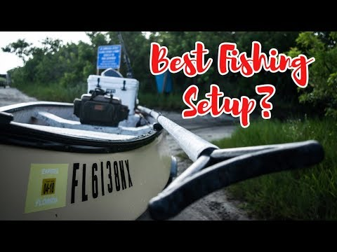 Fishing All Inshore Species On The East Coast! | GHEENOE HIGHSIDER REVIEW