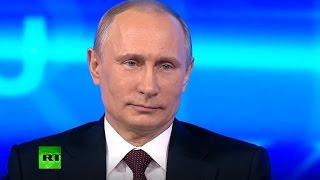 Putin vows to 'choke' NATO in WWIII