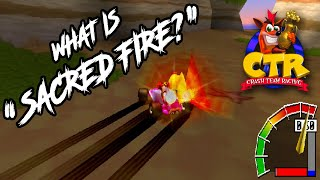 """What Are """"Sacred Fire,"""" """"USF,"""" and """"Reserves?"""" 