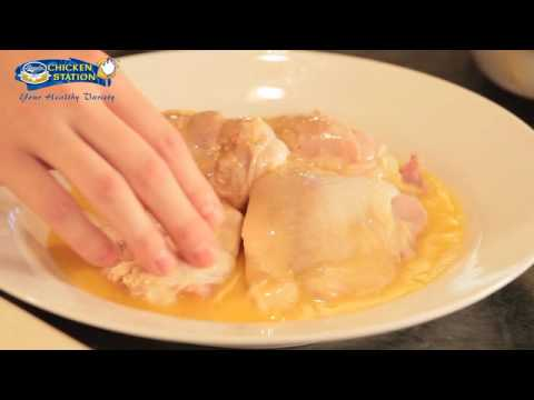 Buttered Fried Chicken