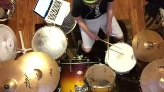 My Nigga Just Made Bail- Bas feat. J.Cole- Drum Cover