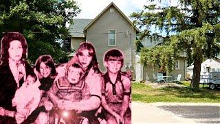 Gilbert Family Murders-Husband kills Family in 1981