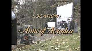 Behind The Scenes Of Anne of Avonlea (Anne of Green Gables The Sequel)