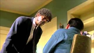 Ezekiel 25 17 Pulp Fiction  Samuel L Jackson.wmv