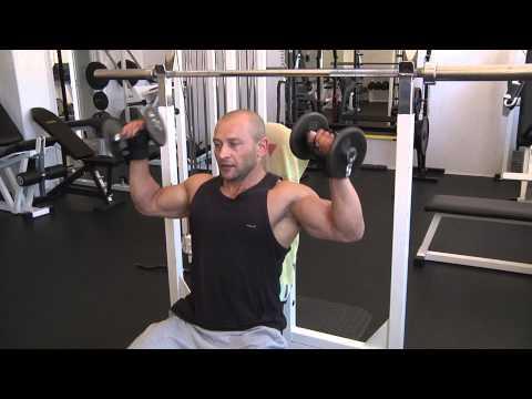 Ćwiczenia na wzmocnienie mięśni ramion