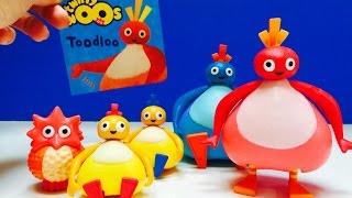 TWIRLYWOOS Toys Read-A-Long Toodloo Mini Book
