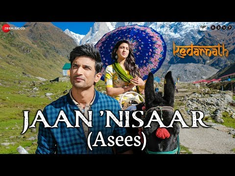 Jaan Nisaar Lyrics (Kedarnath)