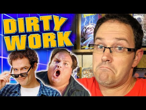 Norm Macdonald and Bob Saget's Dirty Work (1998) Chris Farley's Last Film - Rental Reviews