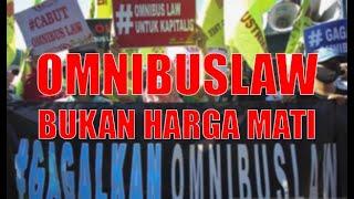 OMNIBUS LAW BUKAN HARGA MATI !!! MASIH BISA DITAWAR