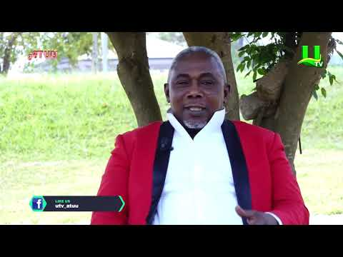 Apostle John Prah on ATUU with Abeiku Santana