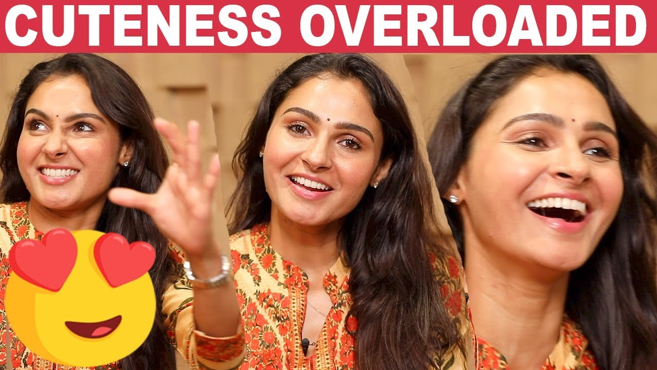 Ennai Parunga! Whats Difficulty in Romancing me? - Andrea Questions | Vada Chennai