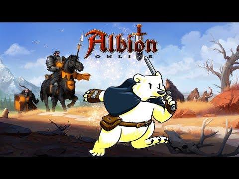 Albion Online - Pětkové dungeríno se smečkou - Bukk
