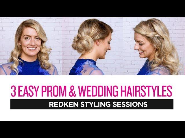 Három trendi alkalmi frizura a Redkentől