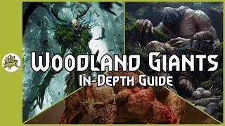 Gwent Deck Guide: Woodland Giants