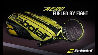 Babolat Pure Aero Team-video