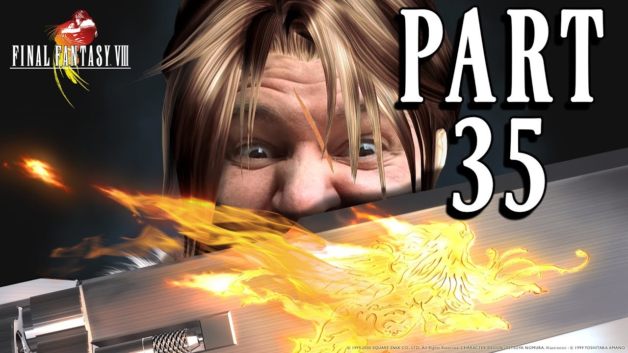 Final Fantasy VIII – Part 35: Balamb Garden in Gefahr